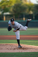 AZL White Sox starting pitcher Taylor Varnell (37) follows through on his delivery during an Arizona League game against the AZL Dodgers at Camelback Ranch on July 7, 2018 in Glendale, Arizona. The AZL Dodgers defeated the AZL White Sox by a score of 10-5. (Zachary Lucy/Four Seam Images)