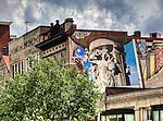 Romanesque Mural