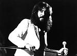 Atlanta Rhythm Section 1977 Ronnie Hammond.© Chris Walter.