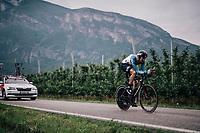Sander Armée (BEL/Lotto-Soudal)<br /> <br /> stage 16: Trento – Rovereto iTT (34.2 km)<br /> 101th Giro d'Italia 2018