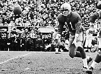 Ken Ploen Winnipeg Blue Bombers quarterback 1965 Grey Cup. Copyright photograph Ted Grant