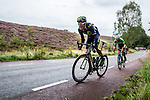 Movistar, Arnhem Veenendaal Classic , UCI 1.1, Posbank, Rheden, The Netherlands, 22 August 2014, Photo by Thomas van Bracht / Peloton Photos