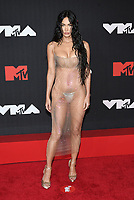 NEW YORK, NY- SEPTEMBER 12: Megan Fox at the 2021 MTV Video Music Awards at Barclays Center on September 12, 2021 in Brooklyn,  New York City. <br /> CAP/MPI/JP<br /> ©JP/MPI/Capital Pictures