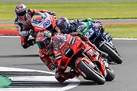 28th August 2021; Silverstone Circuit, Silverstone, Northamptonshire, England; MotoGP British Grand Prix, Qualifying Day;