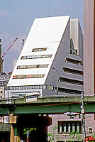 Osaka: Modern Building. Photo '82.