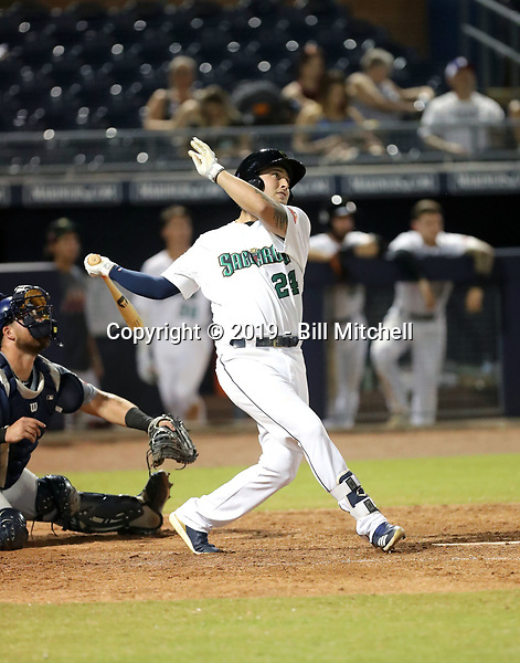 Brandon Wagner - Surprise Saguaros - 2019 Arizona Fall League (Bill Mitchell)