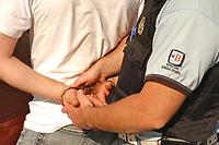 arrestation, 2015<br /> <br /> PHOTO : Agence Quebec presse
