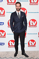 Gethin Jones<br /> at the TV Choice Awards 2018, Dorchester Hotel, London<br /> <br /> ©Ash Knotek  D3428  10/09/2018