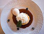 Dessert, Rosemarys Restaurant, Las Vegas, Nevada