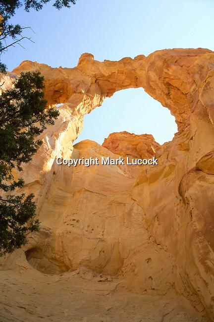 Grosvenor Arch, Grand Staircase Escalante National Monument