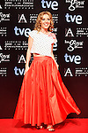 Cayetana Guillen Cuervo attends the Goya Awards nominee party at Canal Theater in Madrid, Spain. January 20, 2014. (ALTERPHOTOS/Victor Blanco)