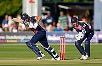 Jack Leaning bats for Kent during Kent Spitfires vs Middlesex, Vitality Blast T20 Cricket at The Spitfire Ground on 11th June 2021