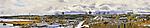 Yellowknife skyline panorama taken in mid-September. HDR. Full size 135 MB