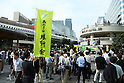 Initiatives from Osaka Party campaigns for Upper House elections