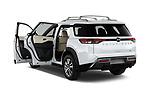 Car images of 2022 Nissan Pathfinder SL 5 Door SUV Doors