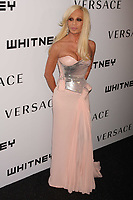 Donatella Versace 10-19-09, Photo By John Barrett/PHOTOlink