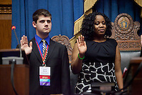 Event - YMCA Youth & Government Conference 2011