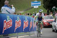 Johan Esteban Chaves (COL/Orica-GreenEDGE)<br /> <br /> stage 15 (iTT): Castelrotto-Alpe di Siusi 10.8km<br /> 99th Giro d'Italia 2016