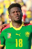Cameroon's Robert Ndip Tambe during international friendly match. June 13,2017.(ALTERPHOTOS/Acero) (NortePhoto.com) (NortePhoto.com)