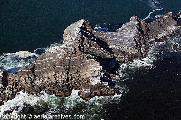 aerial photograph San Mateo County, California