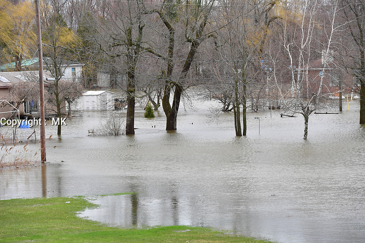 Innondations<br /> , avril2019<br /> <br /> <br /> PHOTO : Agence Quebec Presse