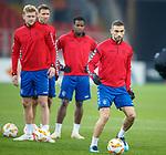 07.11.18 Rangers training at the Spartak Stadium, Moscow: Eros Grezda