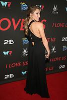 WEST HOLLYWOOD, CA - SEPTEMBER 13: Alexandra Vino, at the LA Premiere Screening Of I Love Us at Harmony Gold in West Hollywood, California on September 13, 2021. Credit: Faye Sadou/MediaPunch