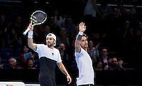 R BOPANNA & F MERGIA and S Bolelli & F Fognini - ATP World Tour - 19.11.2015