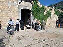 Iraq 2011<br /> Entrance at the main shrine in Lalesh <br /> Irak 2011 <br /> Entrée du temple principal au sanctuaire de Lalesh