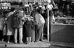 BEFANA A PIAZZA NAVONA ROMA 1983
