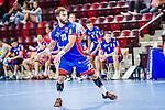 Bjoern Zintel (HBW Balingen #23) ; <br /> BGV Handball Cup 2020 Halbfinaltag: TVB Stuttgart vs. HBW Balingen-Weilstetten am 11.09.2020 in Ludwigsburg (MHPArena), Baden-Wuerttemberg, Deutschland<br /> <br /> Foto © PIX-Sportfotos *** Foto ist honorarpflichtig! *** Auf Anfrage in hoeherer Qualitaet/Aufloesung. Belegexemplar erbeten. Veroeffentlichung ausschliesslich fuer journalistisch-publizistische Zwecke. For editorial use only.