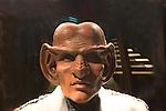 Star Trek Character, Quarks Restaurant, Las Vegas, Nevada