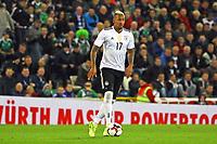 Jerome Boateng (Deutschland Germany) - 05.10.2017: Nordirland vs. Deutschland, WM-Qualifikation Spiel 9, Windsor Park Belfast