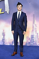 "Keean Johnson<br /> arriving for the ""ALITA: BATTLE ANGEL"" world premiere at the Odeon Luxe cinema, Leicester Square, London<br /> <br /> ©Ash Knotek  D3475  31/01/2019"