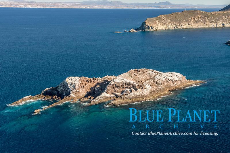 Middle Grounds, or Middle Rock, Coronado Islands, Baja California, Mexico, Pacific Ocean