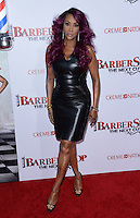 Vivica A. Fox @ the premiere of 'Barber Shop The Next Cut' held @ the Chinese theatre.<br /> April 6, 2016