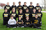 April 11, 2016- Tuscola, IL- The 2017 Tuscola Hornet 7th grade boys track team. Back row from left are Preston Brown, Caleb Haste, Peyton Armstrong, Haven Hatfield, Mason Holmes, and Caleb Kerner. Middle row from left are Thomas Brown, Blake Cruzan, Chase Jones, Patrick Pierce, Ian Buchanan, and Logan Wallace. Front row from left are Landon Banta, Jayden Gaines, James Parsley, and Jacob Middleton. [Photo: Douglas Cottle]