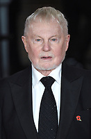 "Derek Jacobi<br /> at the ""Murder on the Orient Express"" premiere held at the Royal Albert Hall, London<br /> <br /> <br /> ©Ash Knotek  D3344  03/11/2017"