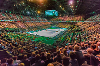 ABNAMRO World Tennis Tournament, 14 Februari, 2018, Rotterdam, The Netherlands, Ahoy, Tennis, Overall view Arena<br /> <br /> Photo: www.tennisimages.com