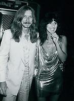 Cher & Les Dudak 1983<br /> Photo By John Barrett-PHOTOlink.net / MediaPunch
