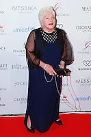 LINE RENAUD - GLOBAL GIFT GALA 2016 AU FOUR SEASON HOTEL GEORGE V PARIS