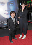 Peter Dinklage at HBO's L.A. Premiere of Game of Thrones  held at The Grauman's Chinese Theater in Hollywood, California on March 18,2013                                                                   Copyright 2013 Hollywood Press Agency