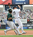 MLB: New York Yankees vs Oakland Athletics