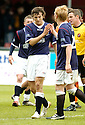12/05/2007       Copyright Pic: James Stewart.File Name : sct_jspa20_falkirk_v_dundee_utd.ALAN GOW LEAVES THE FIELD AT WEST FIELD FOR THE LAST TIME AS A FALKIRK PLAYER.........James Stewart Photo Agency 19 Carronlea Drive, Falkirk. FK2 8DN      Vat Reg No. 607 6932 25.Office     : +44 (0)1324 570906     .Mobile   : +44 (0)7721 416997.Fax         : +44 (0)1324 570906.E-mail  :  jim@jspa.co.uk.If you require further information then contact Jim Stewart on any of the numbers above.........