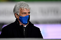 Gian Piero Gasperini of Atalanta BC looks on during the Serie A football match between Spezia Calcio and Atalanta BC at Dino Manuzzi stadium in Cesena (Italy), November 20th, 2020. Photo Andrea Staccioli / Insidefoto