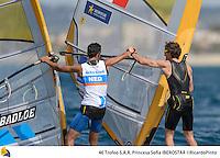 04/04/15 - Palma de Mallorca (ESP) - Trofeo Princesa Sofia - Day 6 - Medal Races
