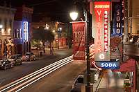6th Street is a historic street and entertainment district in Austin, Texas. East 6th Street is the center of the city's live music scene.