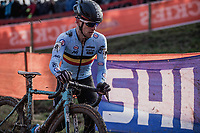 Eli Iserbyt (BEL/Marlux-Bingoal)<br /> <br /> <br /> Men U23 Race<br /> UCI CX Worlds 2018<br /> Valkenburg - The Netherlands