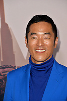 """LOS ANGELES, CA: 05, 2020: Leonardo Nam at the season 3 premiere of HBO's """"Westworld"""" at the TCL Chinese Theatre.<br /> Picture: Paul Smith/Featureflash"""
