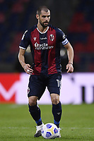 Andrea Poli <br /> during the Serie A football match between Bologna FC and Parma Calcio 1913 at stadio Renato Dall Ara in Bologna (Italy), September 28th, 2020. Photo Image Sport / Insidefoto